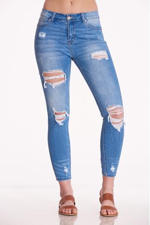 Enjean Ripped Jeans