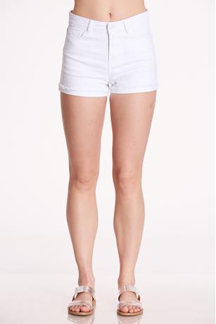 Celebrity Pink White Shorts