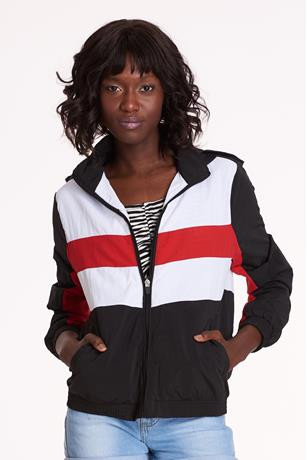 Active Colorblock Jacket