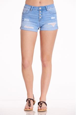 EnJean Cuffed Shorts