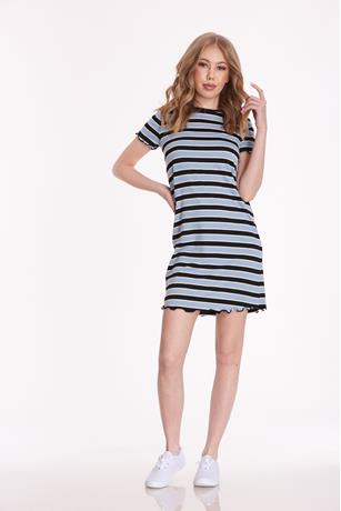 Lettuce Edge T-Shirt Dress