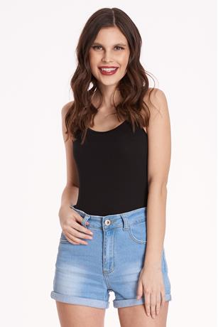 Cami Bodysuit BLACK