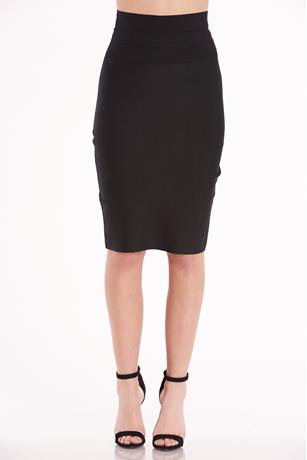 Bandage Skirt BLACK