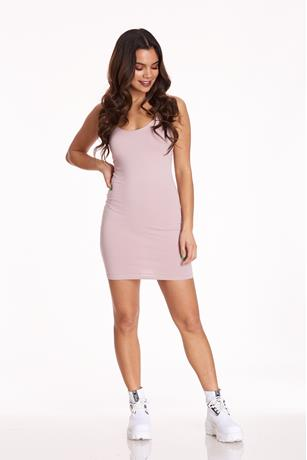 Mini Cami Dress MAUVE