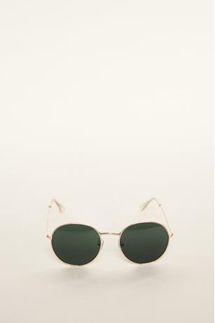 Classic Round Sunglasses GOLD