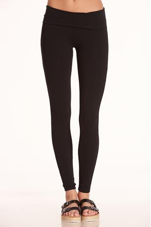 Basic High-Rise Leggings