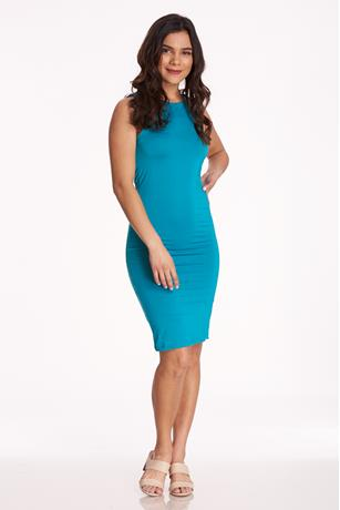 Sleeveless Bodycon Dress JADE