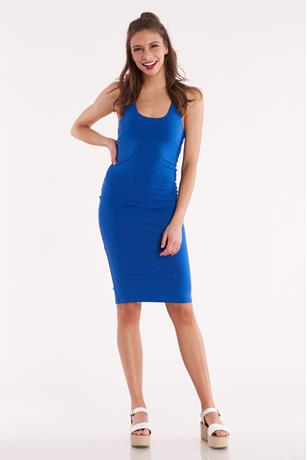 Racerback Midi Dress ROYAL