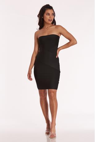 Tube Bandage Bodycon Dress
