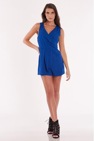 Surplus Skort Romper ROYAL