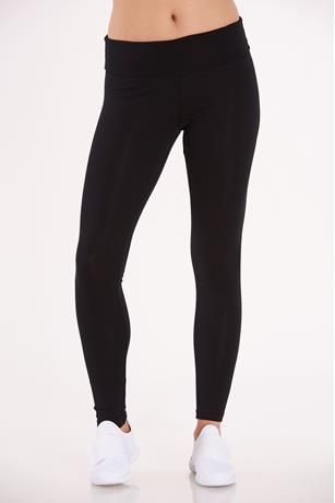 Basic Skinny Leggings BLACK