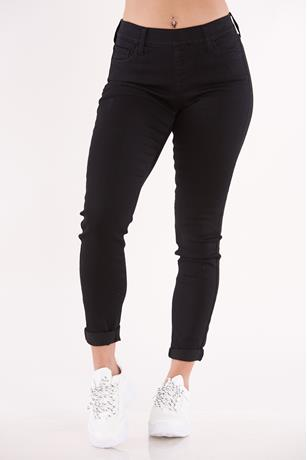 Pull On Jeggings BLACK