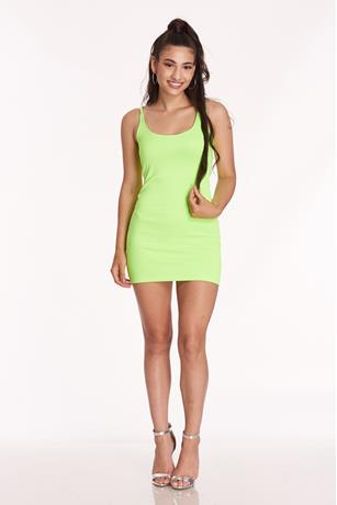 Scuba Bodycon Dress