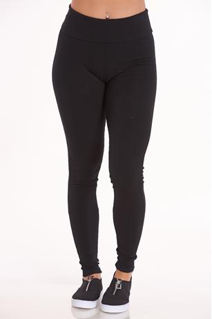 Skinny Yoga Leggings BLACK