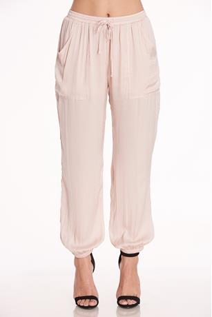 Dressy Jogger Pants BLUSH