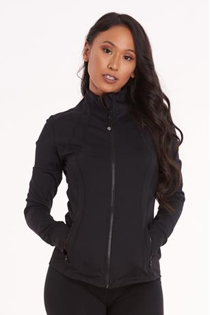 Active Zip Front Jacket