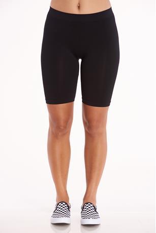 Seamless Bike Shorts