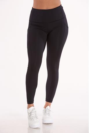 Active Ankle Leggings BLACK