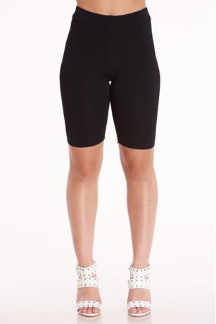 Ribbed Bike Shorts