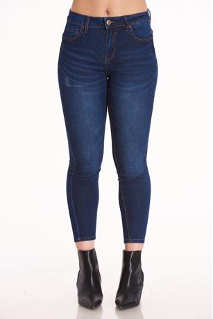 Blue Dot Usa Skinny Jeans