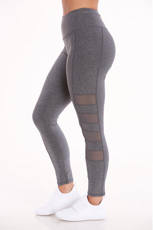 Active Mesh Stash Pocket Leggings