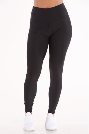 Active Solid Leggings BLACK