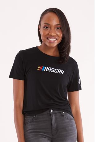 Nascar Graphic Tee BLACK