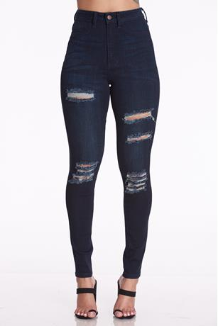 Aphrodite High Rise Skinny Jeans