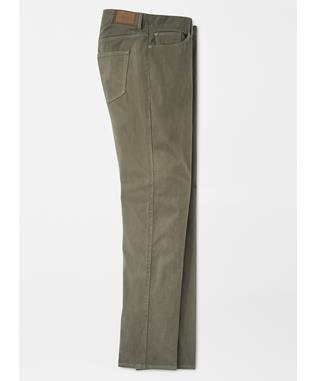 ULTIMATE SATEEN 5 PKT PANT OLIVE