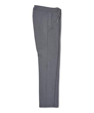 CROWN SPORT HELSINKI STRETCH KNIT JOGGER SMOKE