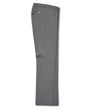 CHARLOTTE TROUSER PEARL GREY