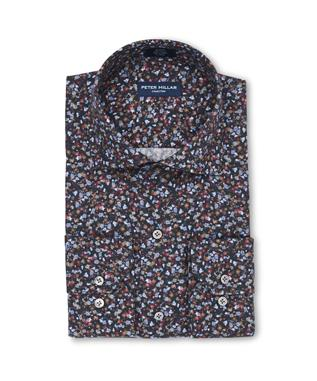COLLECTION REGENT PRINT SPORT SHIRT KINGSWOOD