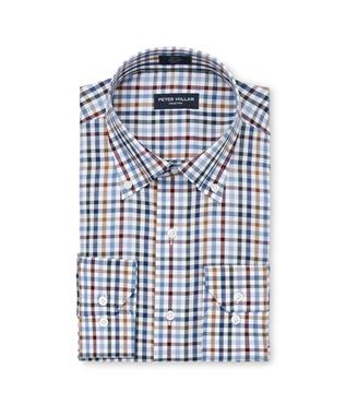 COLLECTION AVON CHECK SPORT SHIRT BAROLO