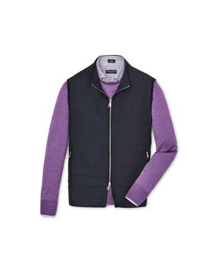 ALL WEATHER LIGHT VEST BARCHETTA BLUE