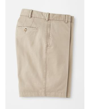 SOFT TOUCH TWILL SHORT KHAKI