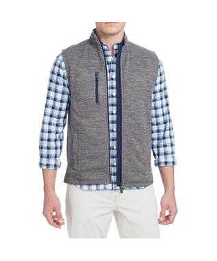 TAHOE 2 WAY ZIP FRONT VEST QUARRY
