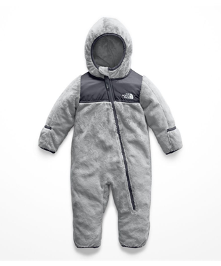 INFANT OSO ONE PIECE V3T-MID GREY