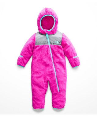 INFANT OSO ONE PIECE G9D-PURDY PINK