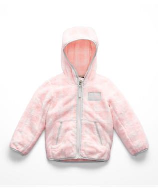 TODDLER CAMPSHIRE FULL ZIP 5MN-PURDY PINK