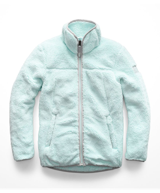 GIRLS CAMPSHIRE FULL ZIP 16E-ORIGIN BLUE