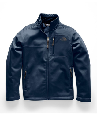 BOYS APEX RISOR JACKET A7L-COSMIC BLUE