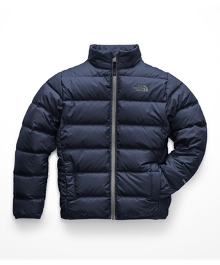 BOYS ANDES DOWN JACKET JC6-MONTAGUE BLUE