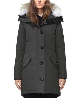 ROSSCLAIR PARKA GRAPHITE-66
