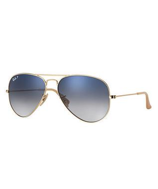 AVIATOR - GOLD/BLUE GRADIENT POLAR