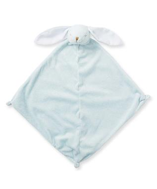 ANIMAL BLANKIE-BLUE BUNNY