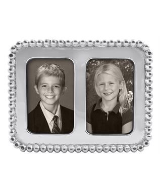 BEADED 2 X 3 DOUBLE FRAME N/A