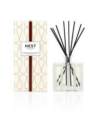 VANILLA ORCHID & ALMOND CLASSIC REED DIFFUSER N/A