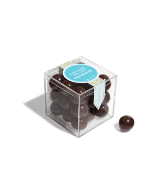 DARK CHOCOLATE SEA SALT CARAMEL CANDY CU