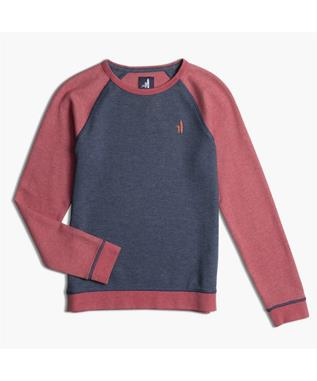 CONOR JR. PULLOVER 030-GRAY