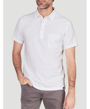 SUNWASHED POLO WHITE